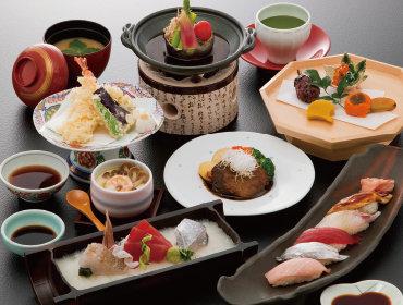 精進落し(会席料理)5,500円
