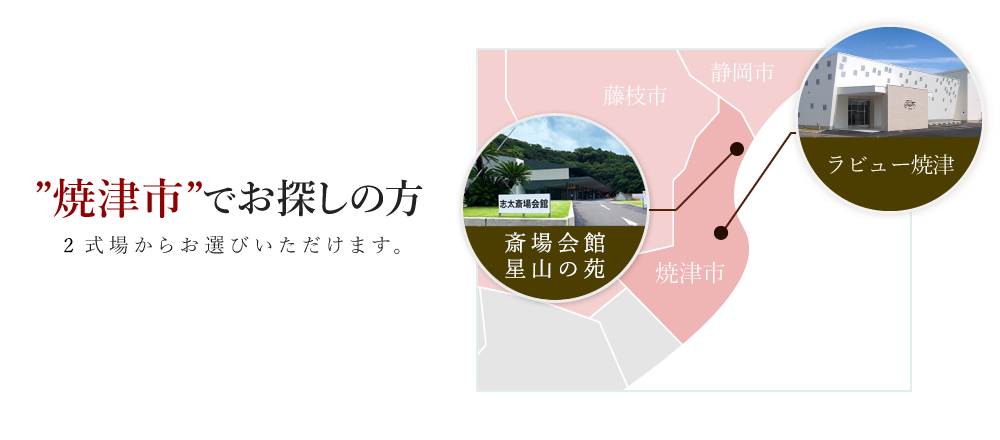 焼津マップ