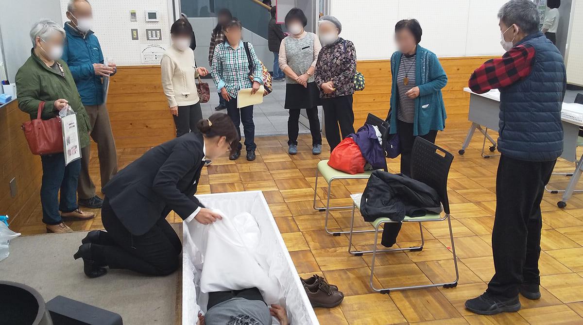 藤枝市葬儀イベント